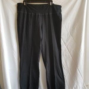 Champion Black Workout Pants XL NWT